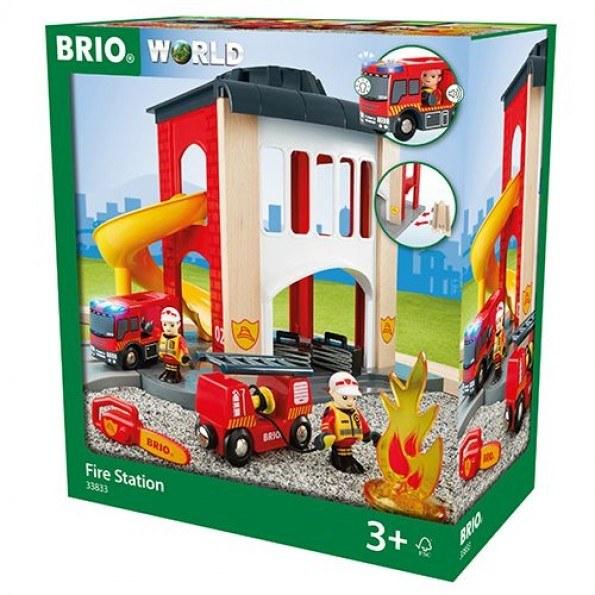 BRIO World Brandstation 33833