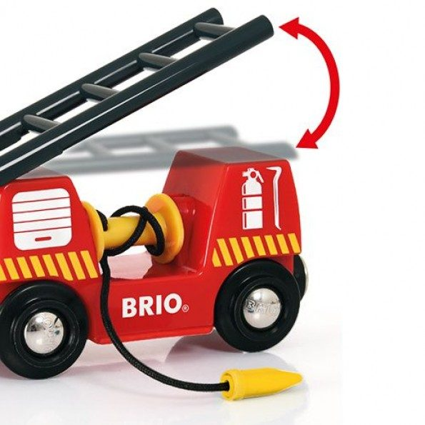 BRIO World - Brandstation - 33833