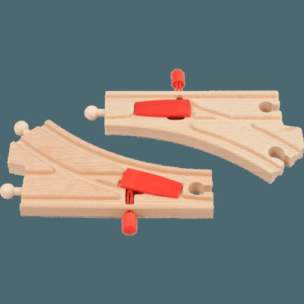 BRIO World - Mekanisk skiftespor - 33344