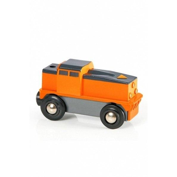 BRIO World - Godstog, batteridrevet - 33215