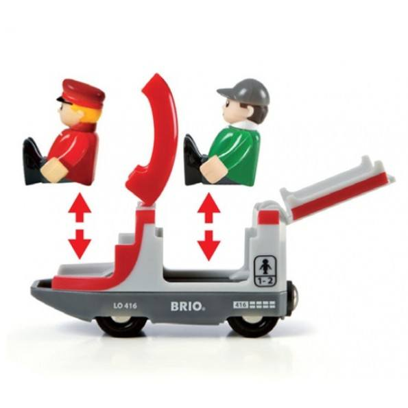 BRIO World - Passagertog - 33505
