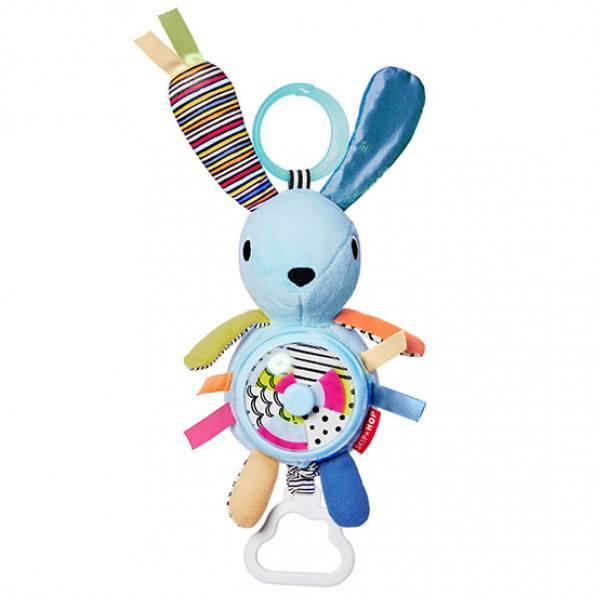 Skip Hop Vibrant Village clipsfigur - kanin