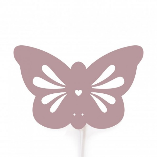 ROOMMATE Butterfly Lampe - Violet