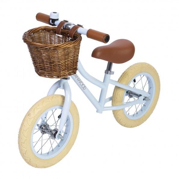 Banwood Løbecykel, First go - Sky Blue