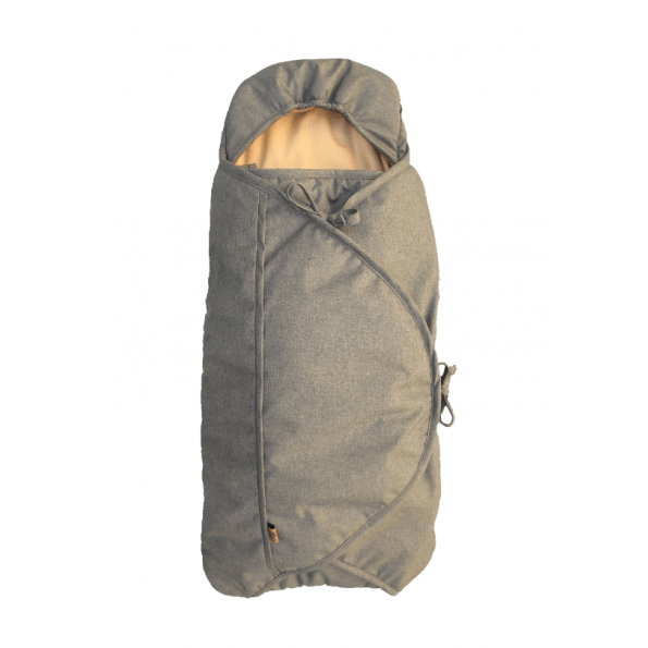 Sleepbag byCar - Grey Melange
