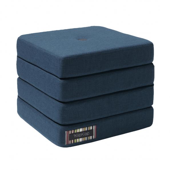 By KlipKlap 4 Fold - Mørkeblå
