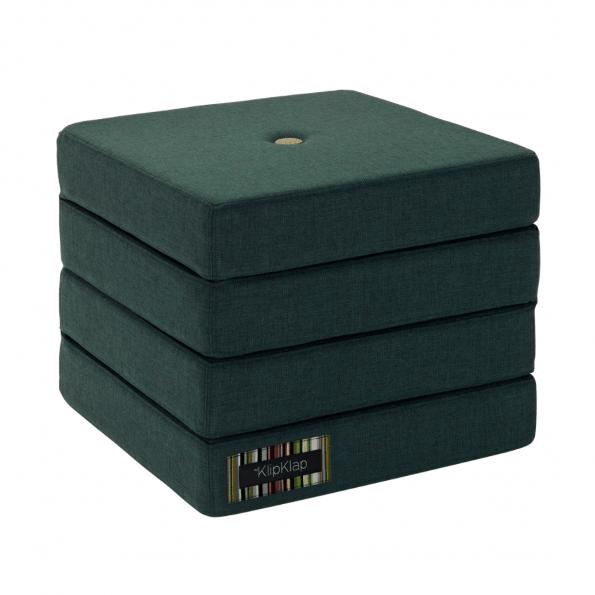By KlipKlap 4 Fold - Mørkegrøn