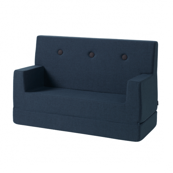 By KlipKlap sofa - Mørkeblå