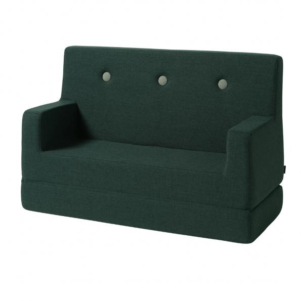 By KlipKlap sofa - Mørkegrøn