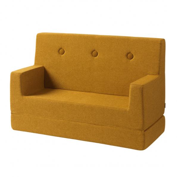 By KlipKlap sofa - Mustard