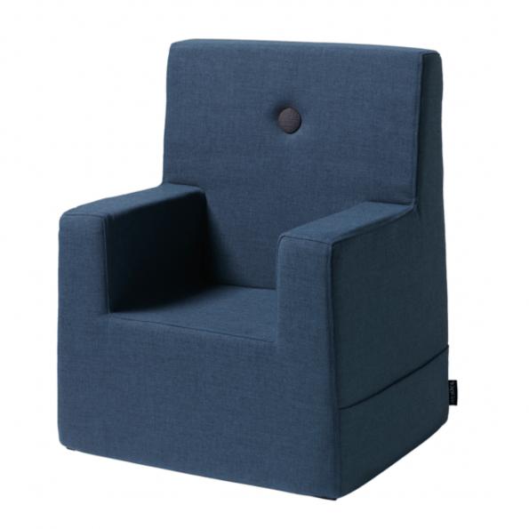 By KlipKlap stol XL - Mørkeblå