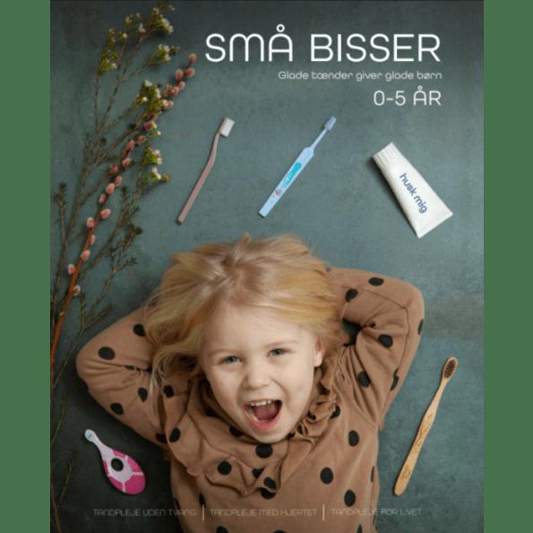 Små Bisser bog Glade tænder giver glade børn