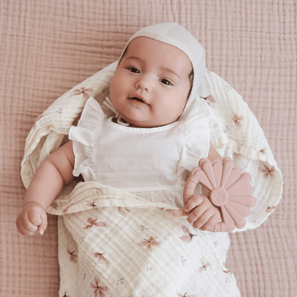 Cam Cam babysvøb – windflower cream