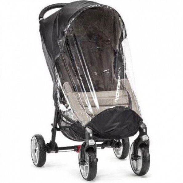 Baby Jogger Regnslag til City Mini 4-wheel + City Tour LUX