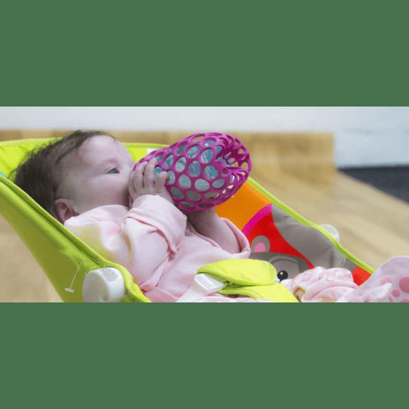Cognikids sutteflaskeholder - flamingo