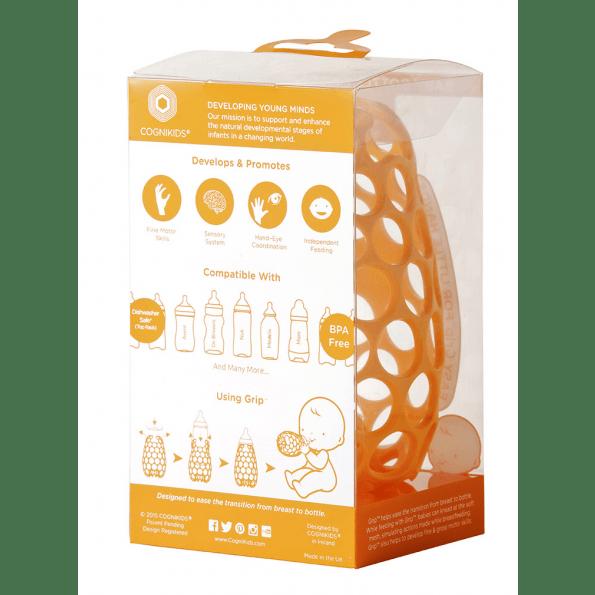 Cognikids sutteflaskeholder - orange