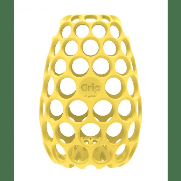 Cognikids sutteflaskeholder – gul