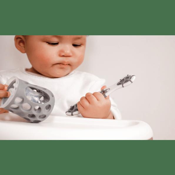 Cognikids Dip babyskeer 2 stk – slate/sage