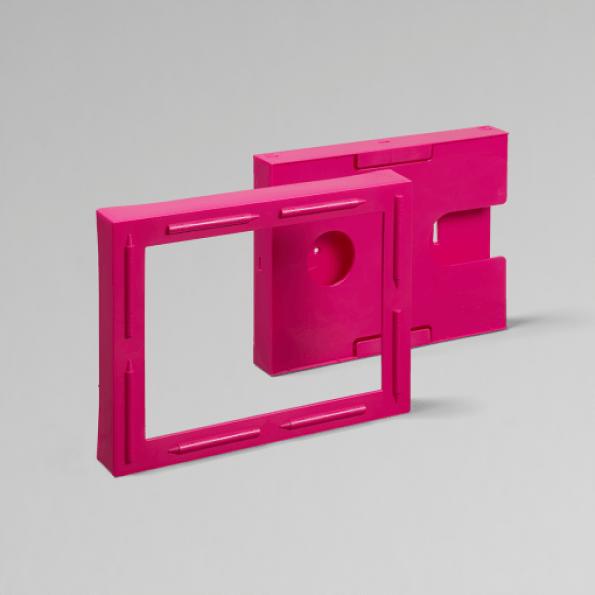 CRAYOLA Show & Store A4 ramme - Pink