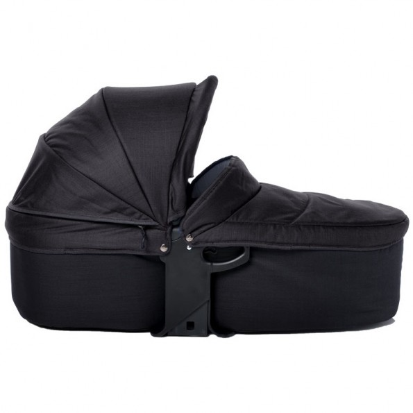 TFK Quickfix Carrycot - Black