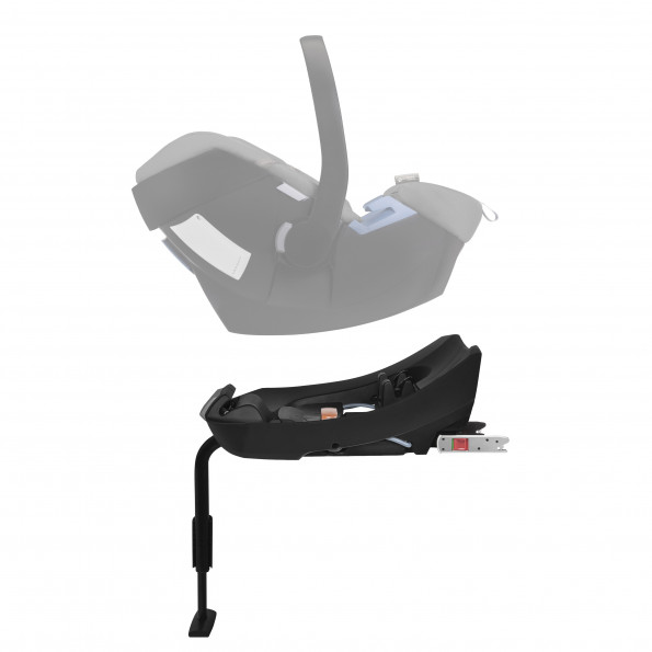 Cybex Aton 5 autostol (2019) incl. Base 2-fix - Urban Black