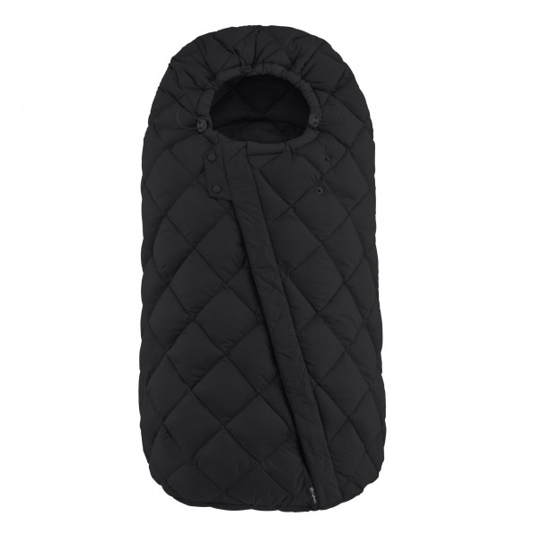 Cybex Snøgga kørepose - Deep Black