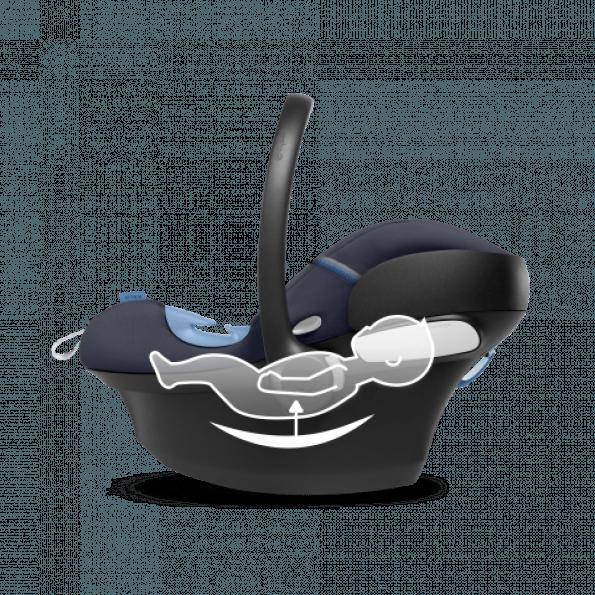 Cybex Aton M i-Size Autostol - Soho Grey 2020