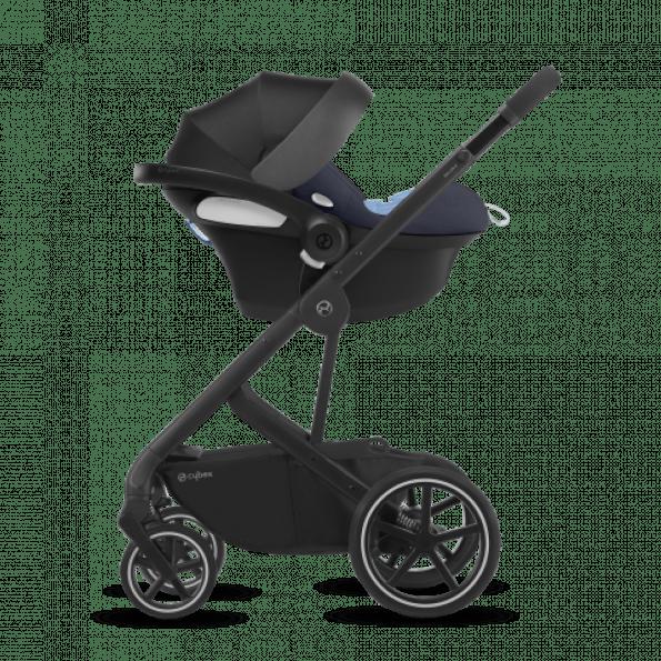 Cybex Aton M i-Size & SensorSafe autostol - Soho Grey 2020