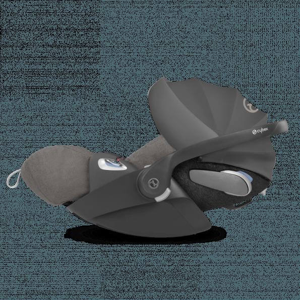 Cybex Cloud Zi-Size & SensorSafe autostol - Soho Grey 2020