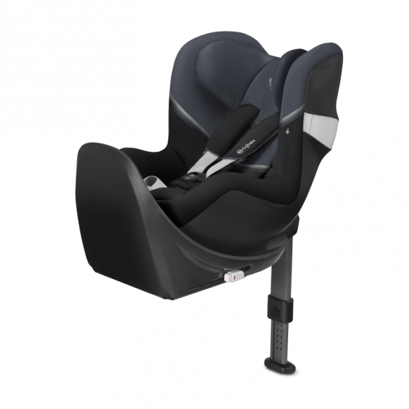 Cybex Sirona M2 i-Size autostol - Granite Black 2020