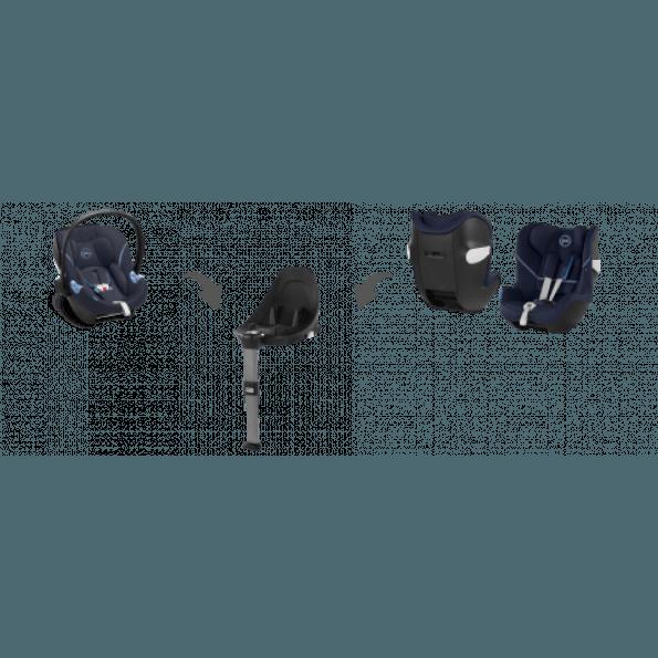 Cybex Sirona M2 i-Size autostol - Navy Blue 2020