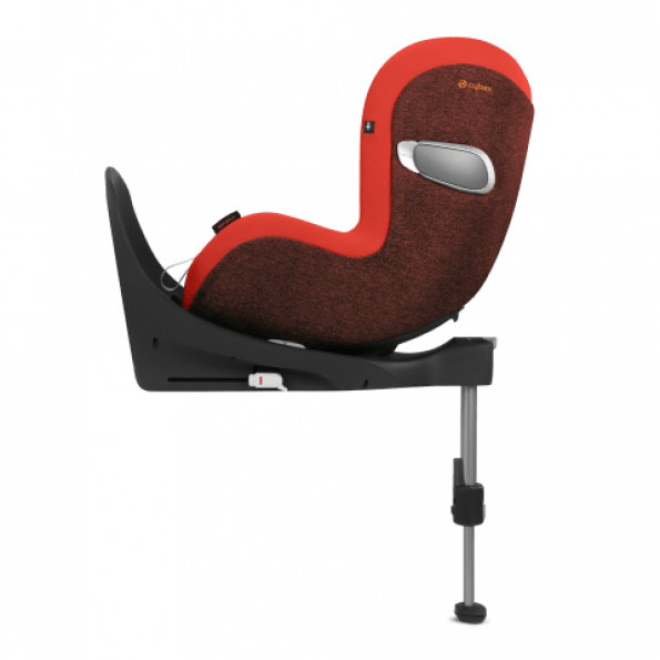 Cybex Sirona Z i-Size & SensorSafe - Soho Grey