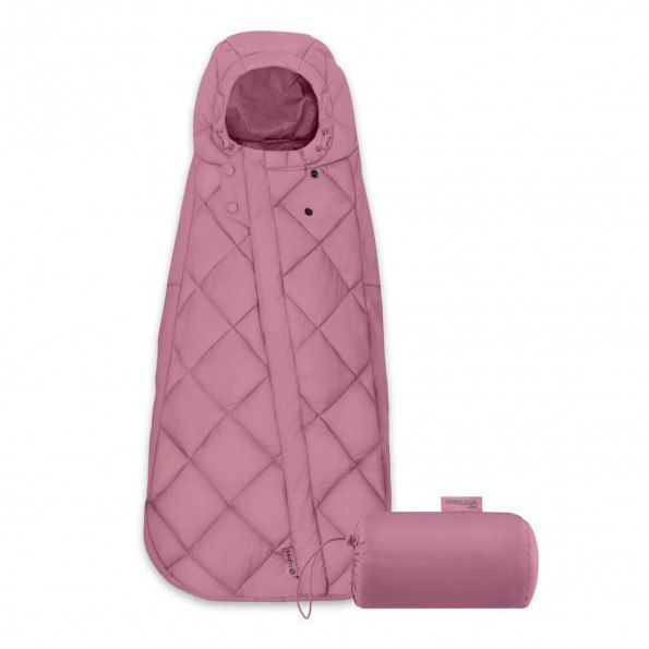 Cybex Snøgga Mini kørepose - Magnolia Pink