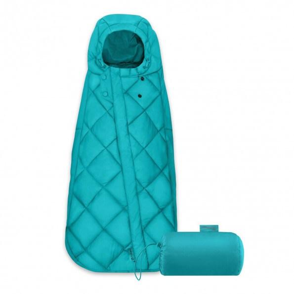 Cybex Snøgga Mini kørepose - River Blue