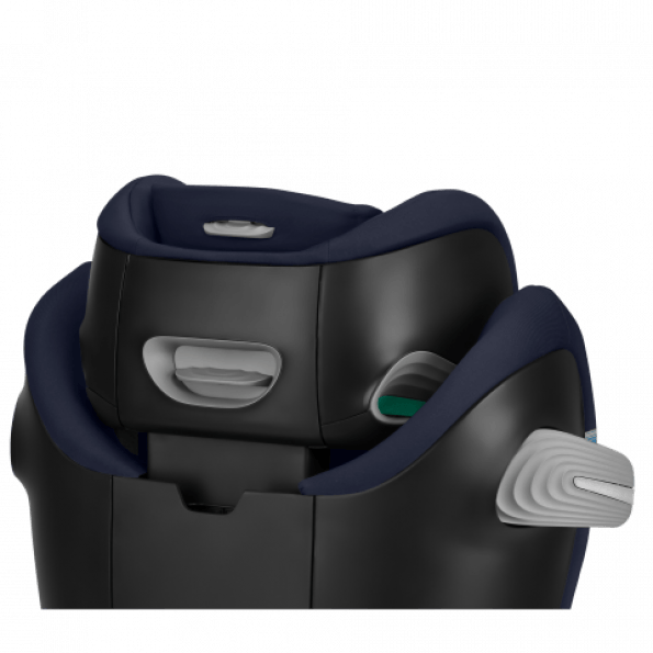 Cybex Solution S i-Fix autostol - Granite Black