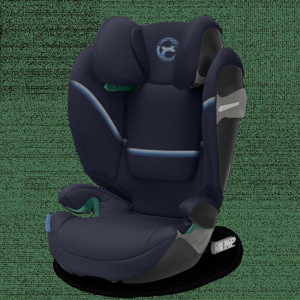 Cybex Solution S i-Fix autostol - Navy Blue