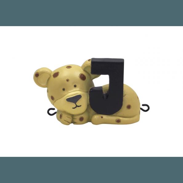 Kids by Friis J Bogstav - Jaguar Navnetog