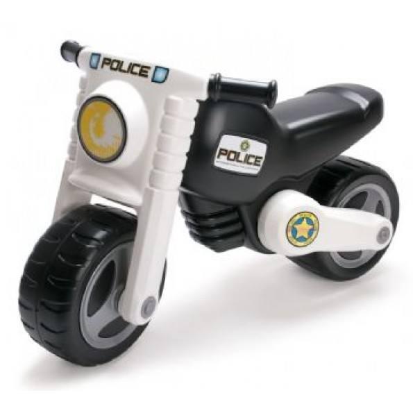 Dantoy Politimotorcykel m. 2 hjul