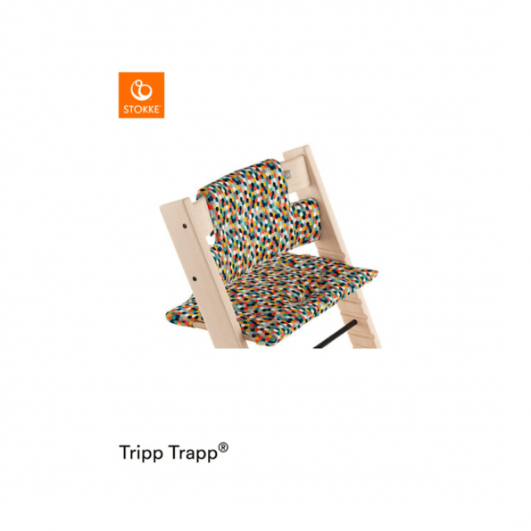 Tripp Trapp hynde - honeycomb happy