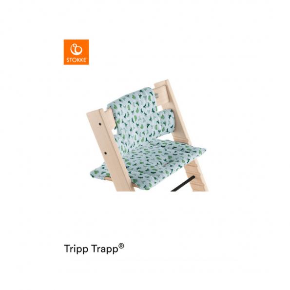 Tripp Trapp hynde - blue fox
