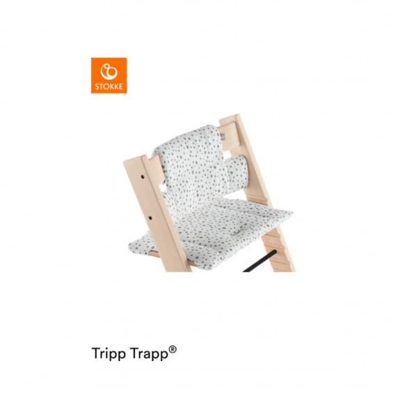 Tripp Trapp hynde - lucky grey