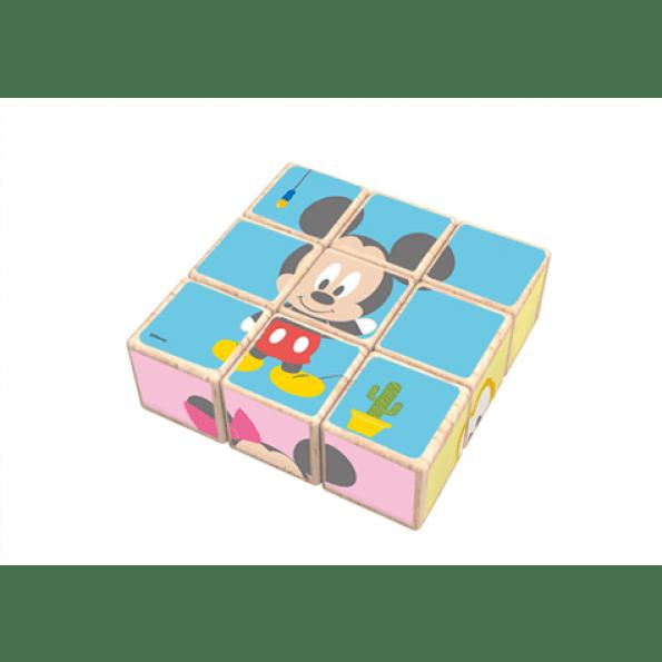 Disney Blokpuslespil