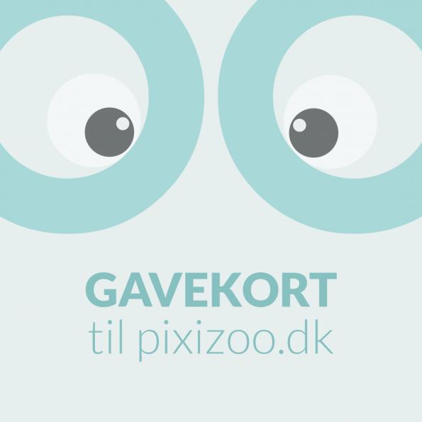 Pixizoo Gavekort