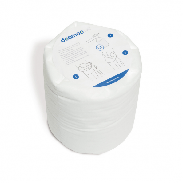Doomoo fyld til ammepude - 12 liter