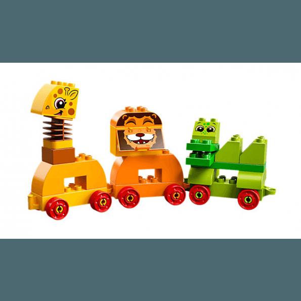 LEGO DUPLO - Mine Første Dyreklodser - 10863