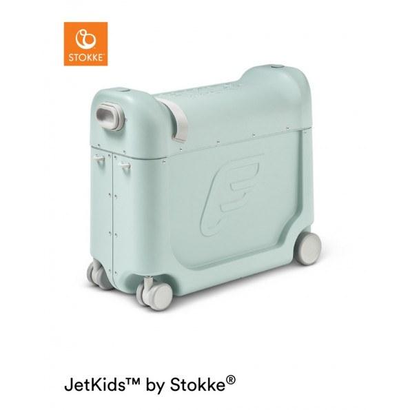 Stokke Jetkids BedBox - Green Aurora