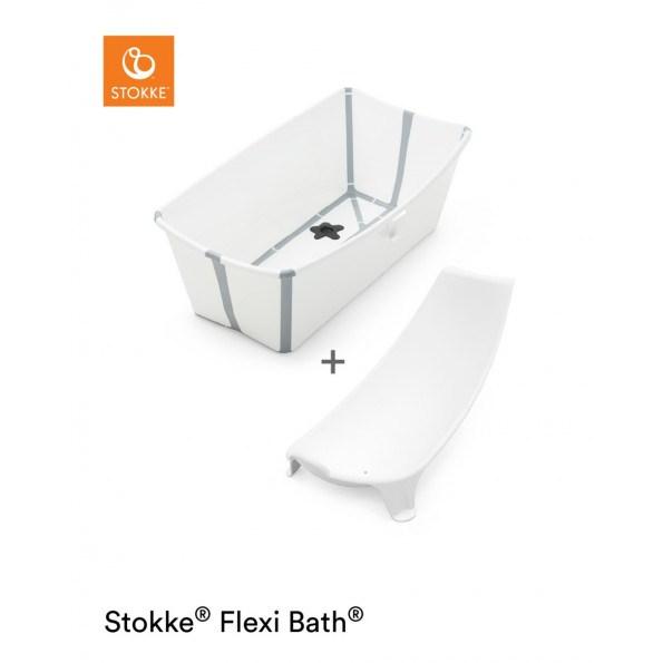 Stokke Flexi Bath sampak - Hvid