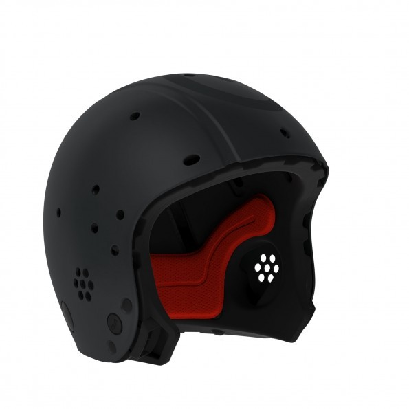 EGG helmet, str. small - Dark Grey