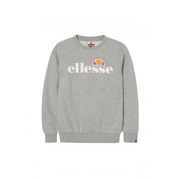 Ellesse EL SUPRIOS junior sweatshirt – Grey Marl