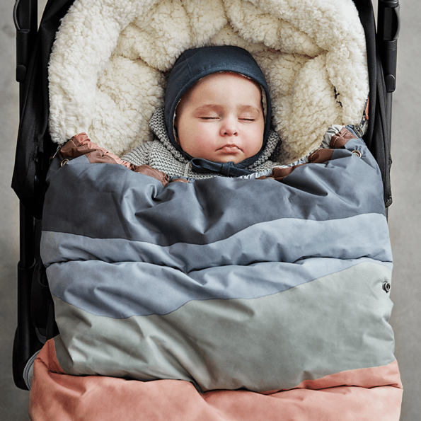 Elodie Details kørepose – winter sunset